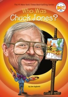 Who Was Chuck Jones?, Paperback Book