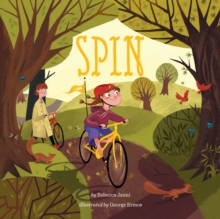 Spin, Paperback Book