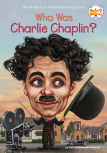 Who Was Charlie Chaplin?, Paperback Book
