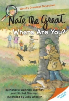 Nate The Great, Where Are You?, Paperback Book