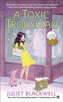 A Toxic Trousseau : A Witchcraft Mystery, Paperback Book