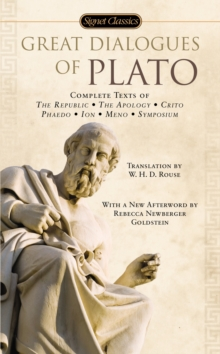 Great Dialogues of Plato, Paperback Book