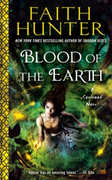 Blood of the Earth, Paperback Book