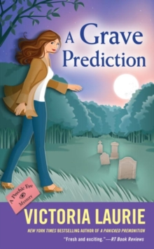 A Grave Prediction : A Psychic Eye Mystery, Paperback Book