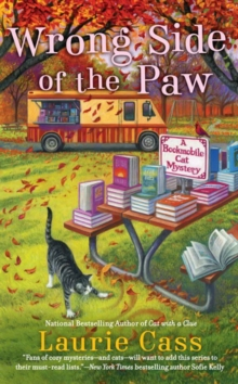 Wrong Side Of The Paw : A Bookmobile Cat Mystery, Paperback / softback Book