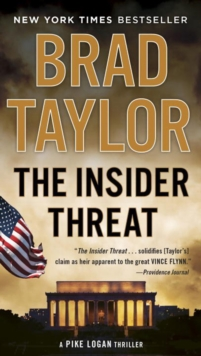 The Insider Threat : A Pike Logan Thriller, Paperback / softback Book