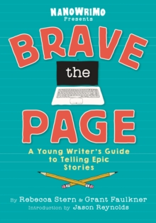 Brave the Page, Hardback Book