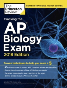 Cracking the Ap Biology Exam, 2018 Edition, Paperback Book