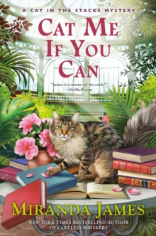 Cat Me If You Can, Hardback Book