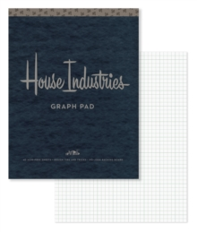 House Industries Graph Pad, Paperback Book