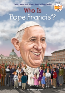 Who Is Pope Francis?, Paperback / softback Book