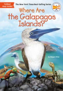 Where Are The Galapagos Islands?, Paperback Book