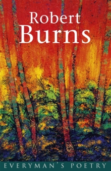 Burns: Everyman's Poetry, Paperback Book