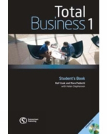 Total Business 1, Mixed media product Book