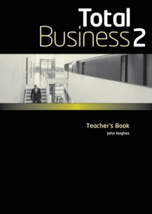 Total Business 2 Teacher Book, Paperback Book