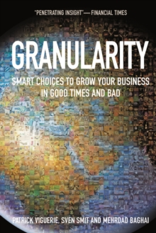 Granularity : Smart Choices to Grow Your Business in Good Times and Bad, Paperback Book
