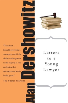Letters to a Young Lawyer, Paperback Book
