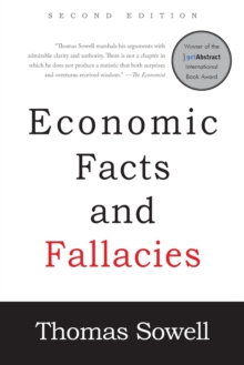Economic Facts and Fallacies : Second Edition, Paperback / softback Book