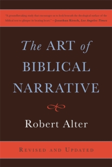 The Art of Biblical Narrative, Paperback / softback Book
