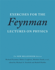 Exercises for the Feynman Lectures on Physics, Paperback / softback Book