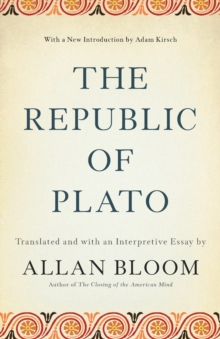 The Republic of Plato, Paperback Book