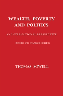 Wealth, Poverty and Politics, Hardback Book