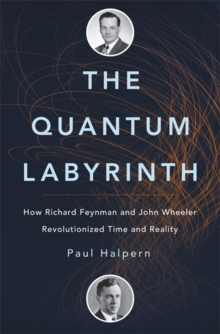 The Quantum Labyrinth : How Richard Feynman and John Wheeler Revolutionized Time and Reality, Hardback Book
