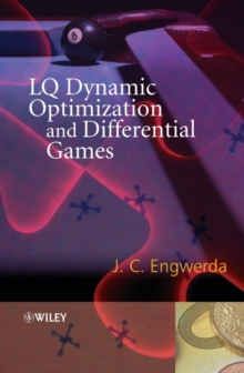 LQ Dynamic Optimization and Differential Games, PDF eBook