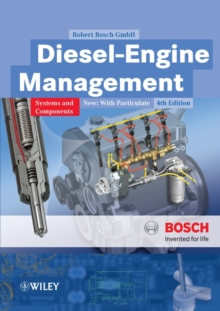 Diesel-Engine Management, Hardback Book