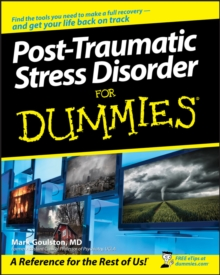 Post-traumatic Stress Disorder for Dummies, Paperback Book