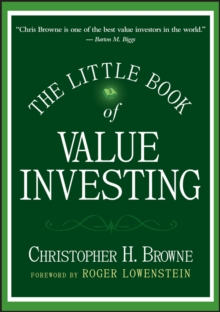 The Little Book of Value Investing, Hardback Book