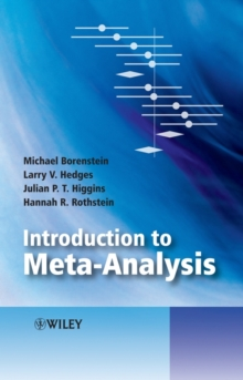 Introduction to Meta-Analysis, Hardback Book