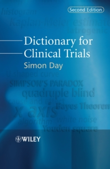 Dictionary for Clinical Trials, Paperback Book