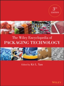 The Wiley Encyclopedia of Packaging Technology, Hardback Book