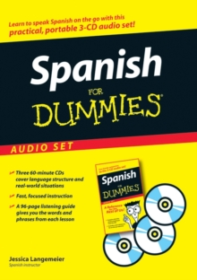 Spanish For Dummies Audio Set, Undefined Book