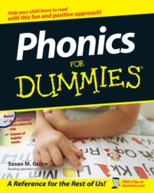 Phonics for Dummies, Paperback / softback Book