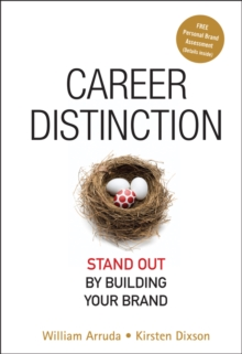 Career Distinction : Stand Out by Building Your Brand, Hardback Book