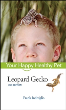 Leopard Gecko : Your Happy Healthy Pet, EPUB eBook