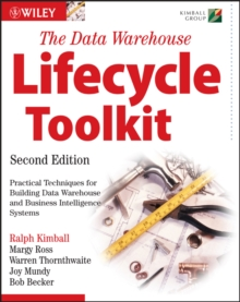 The Data Warehouse Lifecycle Toolkit, Paperback / softback Book
