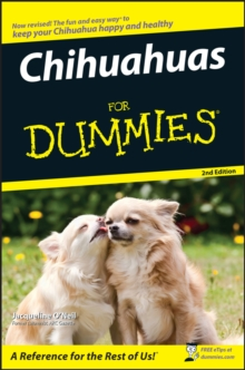 Chihuahuas for Dummies, Second Edition, Paperback Book