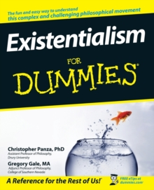 Existentialism for Dummies, Paperback Book