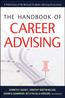 The Handbook of Career Advising, Hardback Book