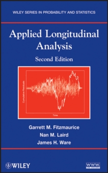 Applied Longitudinal Analysis, Second Edition, Hardback Book
