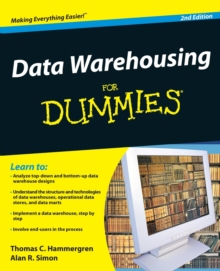 Data Warehousing For Dummies, Paperback Book