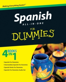 Spanish All-in-One For Dummies, Paperback / softback Book