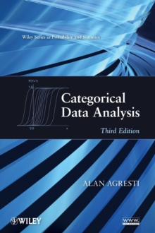 Categorical Data Analysis, Hardback Book