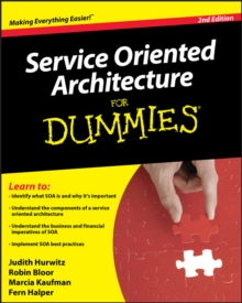Service Oriented Architecture (SOA) For Dummies, PDF eBook