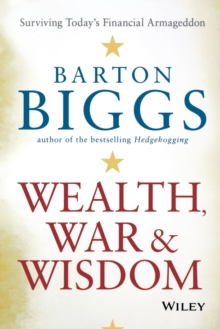 Wealth, War and Wisdom, Paperback Book