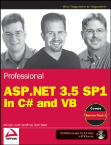 Professional ASP.NET 3.5 SP1 Edition : In C# and VB, Hardback Book