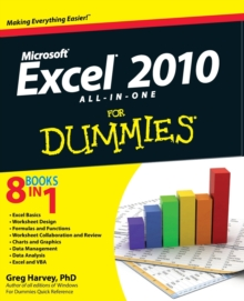 Excel 2010 All-in-One For Dummies, Paperback / softback Book